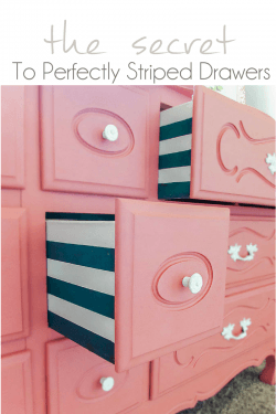 Perfectly Striped Drawers(1)