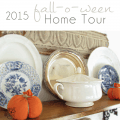 2015 Fall Home Tour - Pocketful of Posies