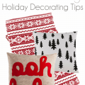 FIve ways to save time and money on your holiday decorating - Pocketful of poises