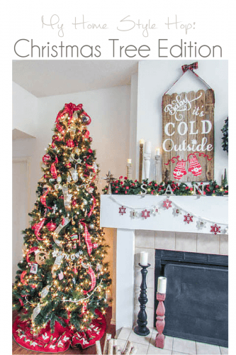 Christmas Tree Styling - Pocketful of Posies