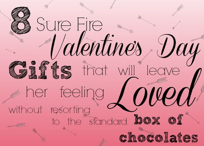 Valentiens gifts for her