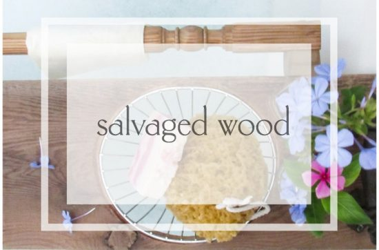 Salvaged Wood DIY Inspiration