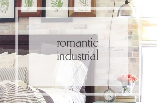 Farmhouse Industrial, Industrial Decor