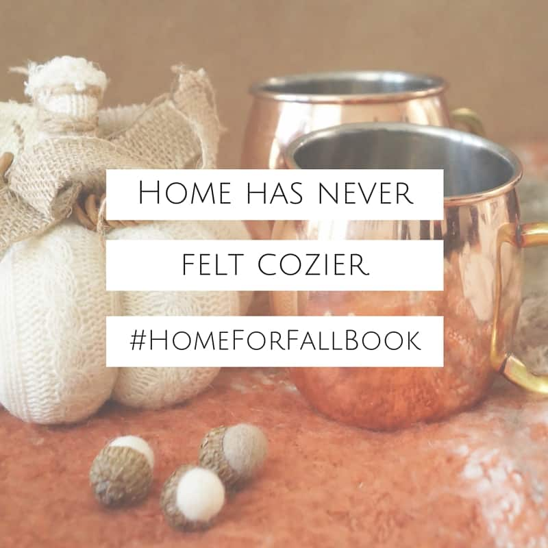 Home For Fall E-Book - Pocketful of Posies