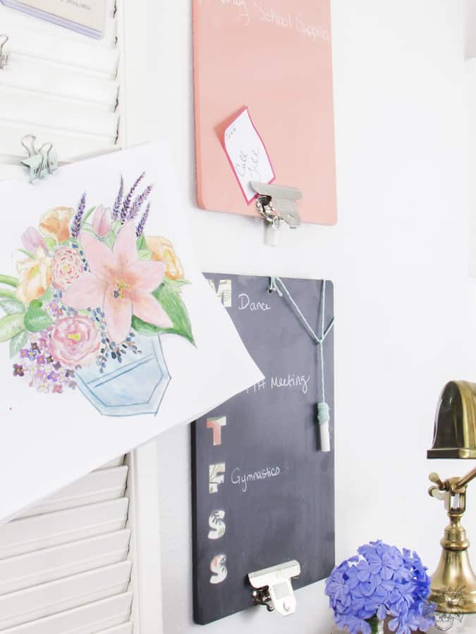 Weekly Activities and To Do List Command Center, Back to School Organization, Blog Planning Tools - Pocketful of Posies