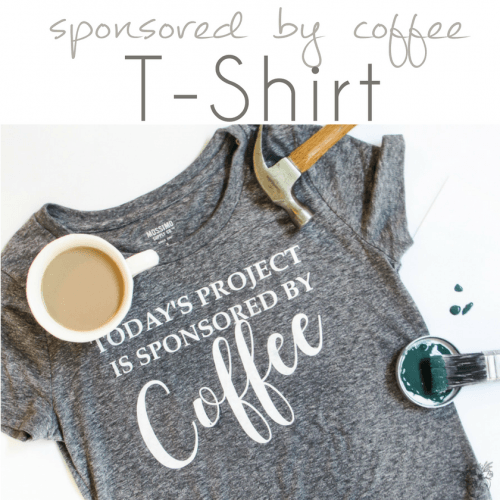 Coffee Shirts, Funny T-Shirt, DIY Shirt, Design Shirt