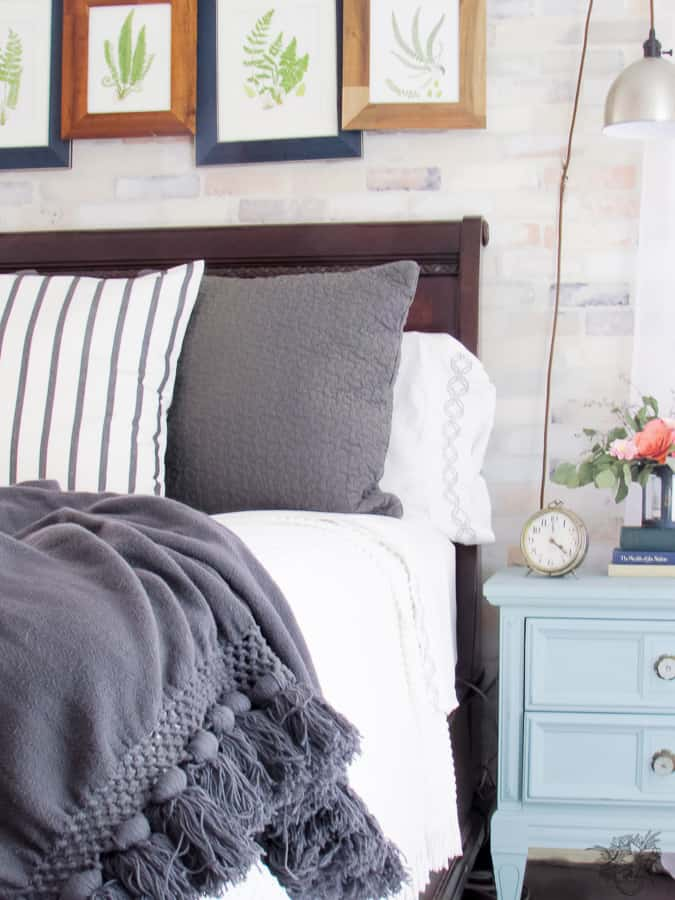 My Home Style: Before and After Master Bedroom Makeover - Pocketful of Posies