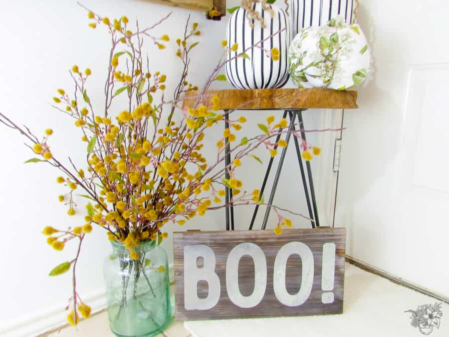 A Halloween Entry - Pocketful of Posies