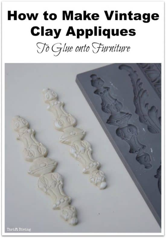 how-to-make-vintage-clay-appliques-to-glue-onto-furniture-thrift-diving-714x1024