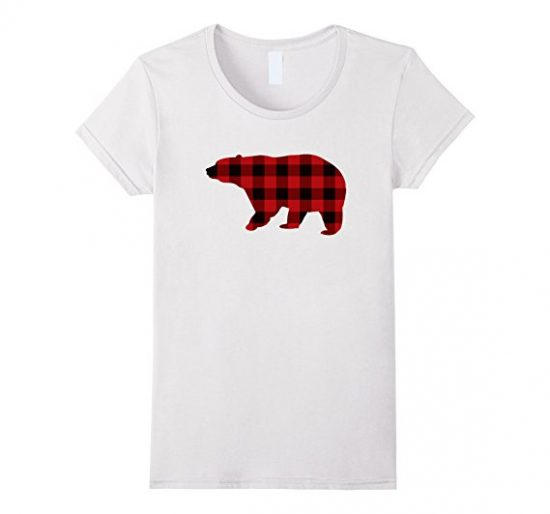 Bear Buffalo paid shirt