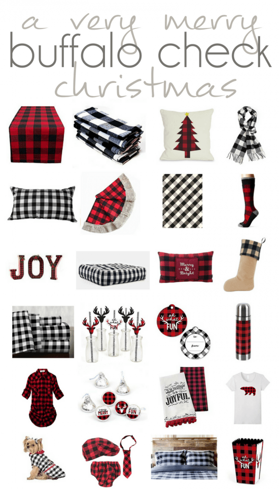 buffalo check christmas christmas decor christmas shopping list christmas decor guide christmas - Buffalo Plaid Christmas Decor