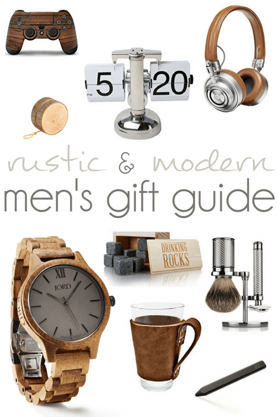2016 rustic and modern mens gift guide pocketful of posies unique gift ideas unique watch cool watch mens gift guide cool watch negle Gallery