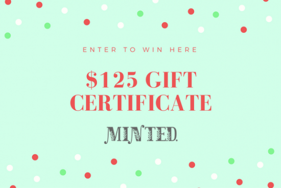 Minted Giveaway - Pocketful of Posies