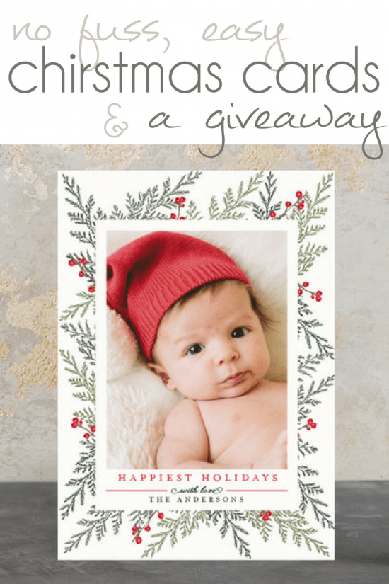 Beautiful Holiday Cards, Beautiful Christmas Cards, Beautiful Holiday Photo Cards - Pocketful of Posies