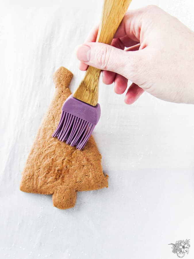 Cookie Decorating Hack, Christmas Cookie Decorating, Gingerbread Cookies