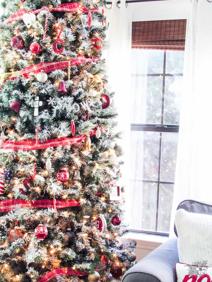 Christmas Tree Garlad, DIY Christmas Garland
