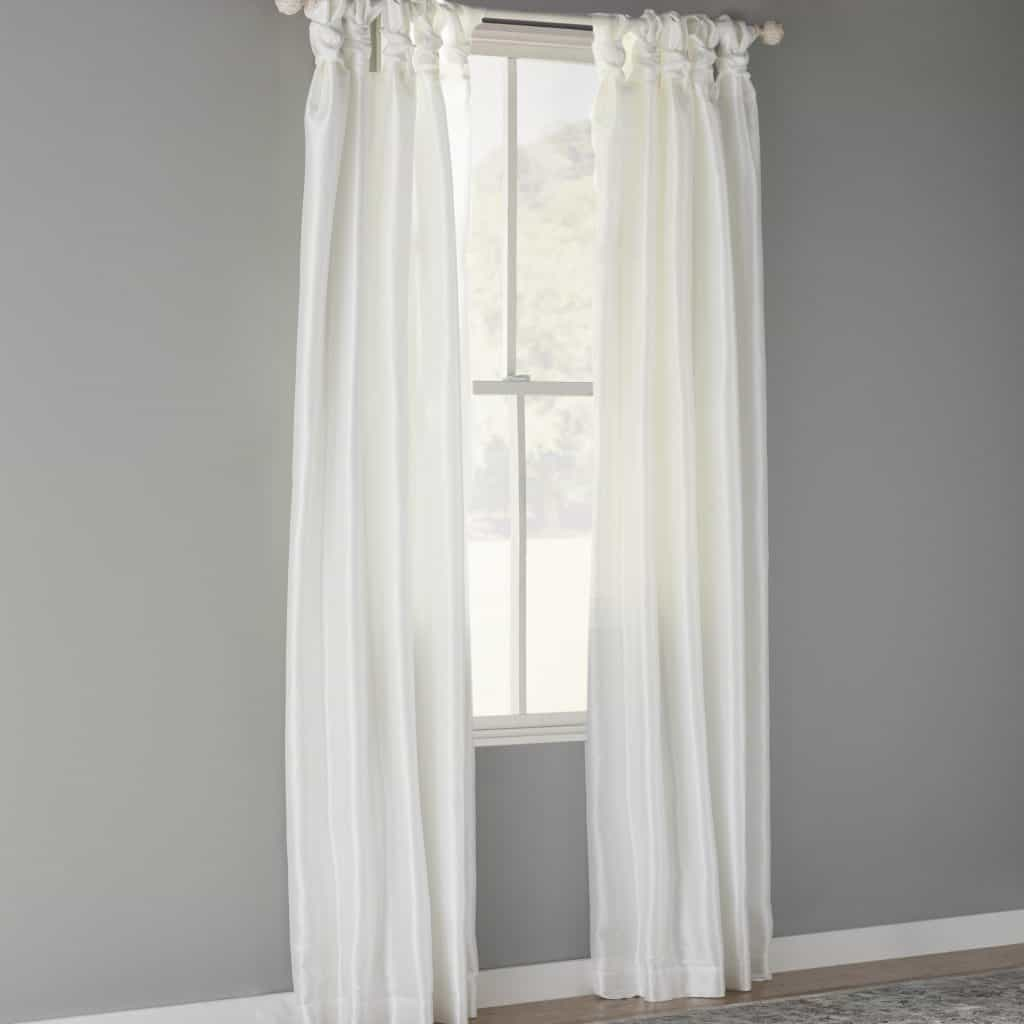 Knot Top Curtains Shopping